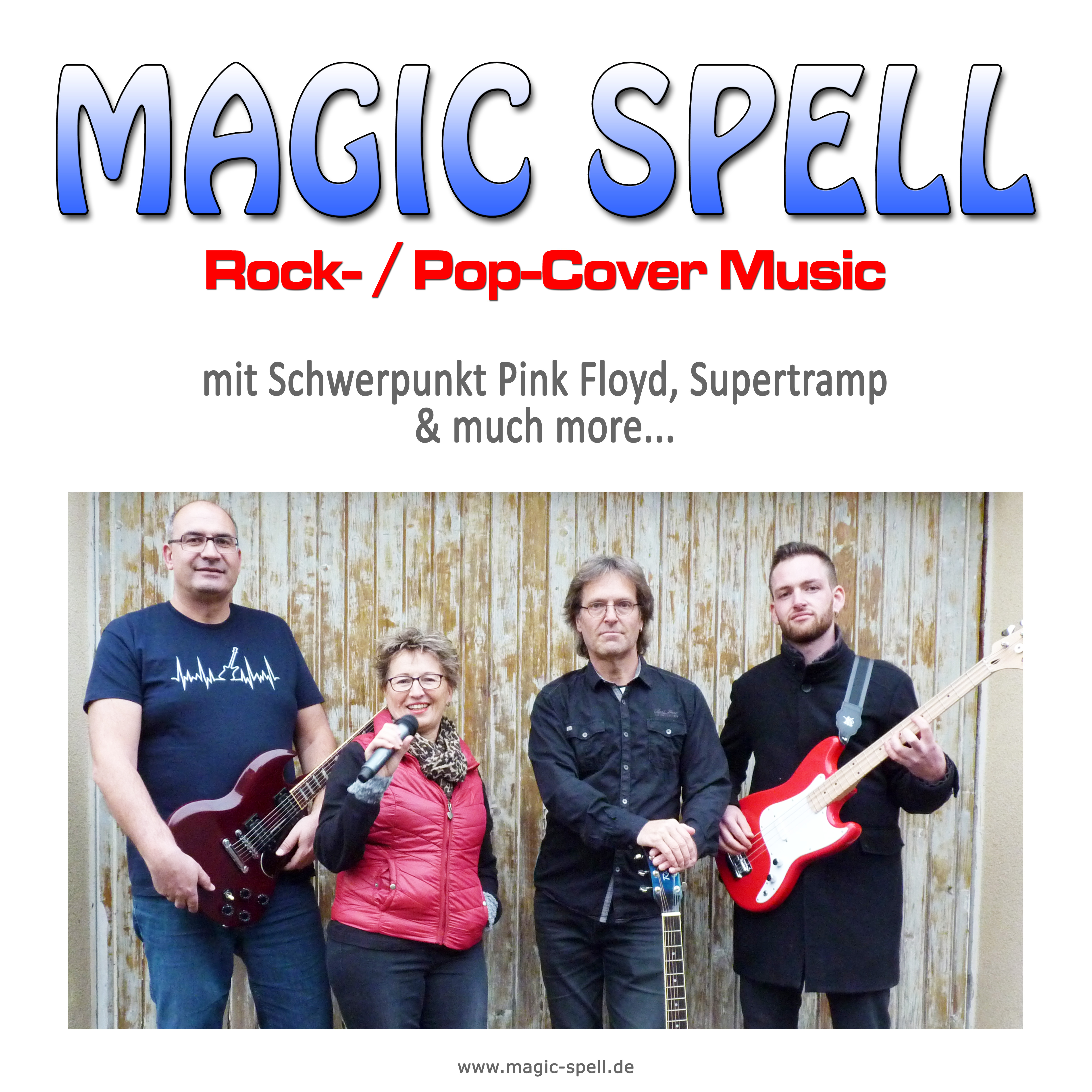 Magic Spell Pressefoto